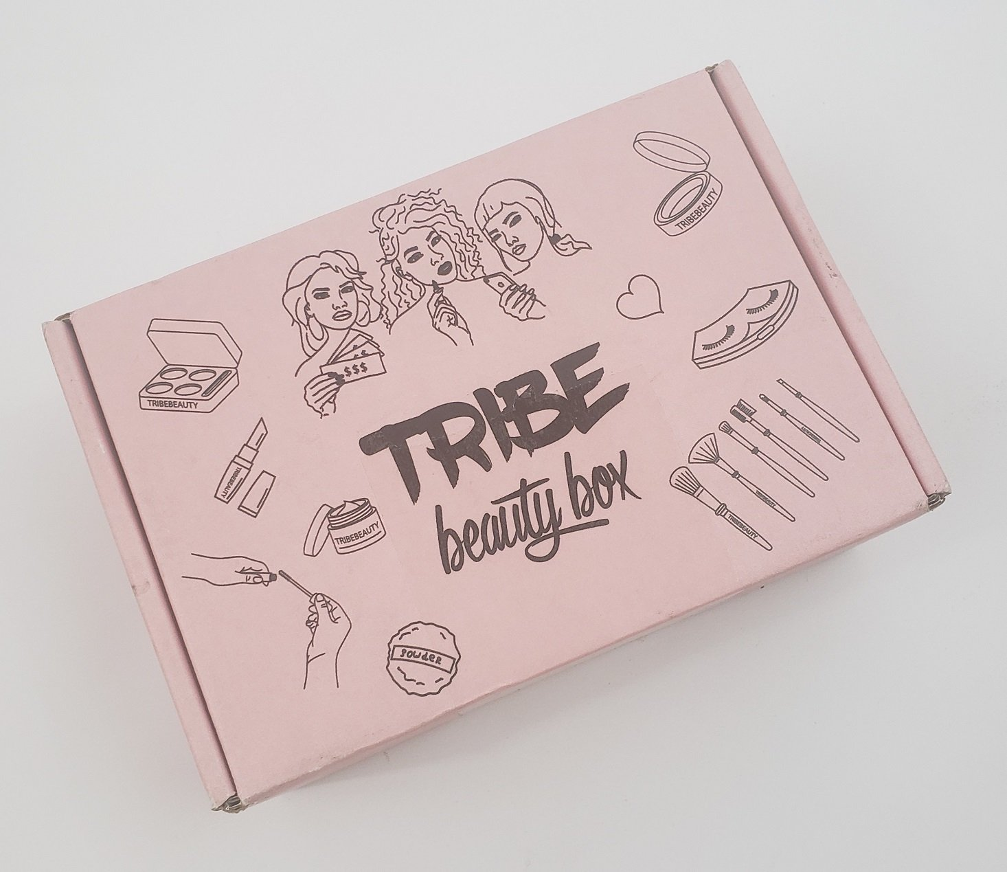Tribe Beauty Box Subscription Review – April 2019