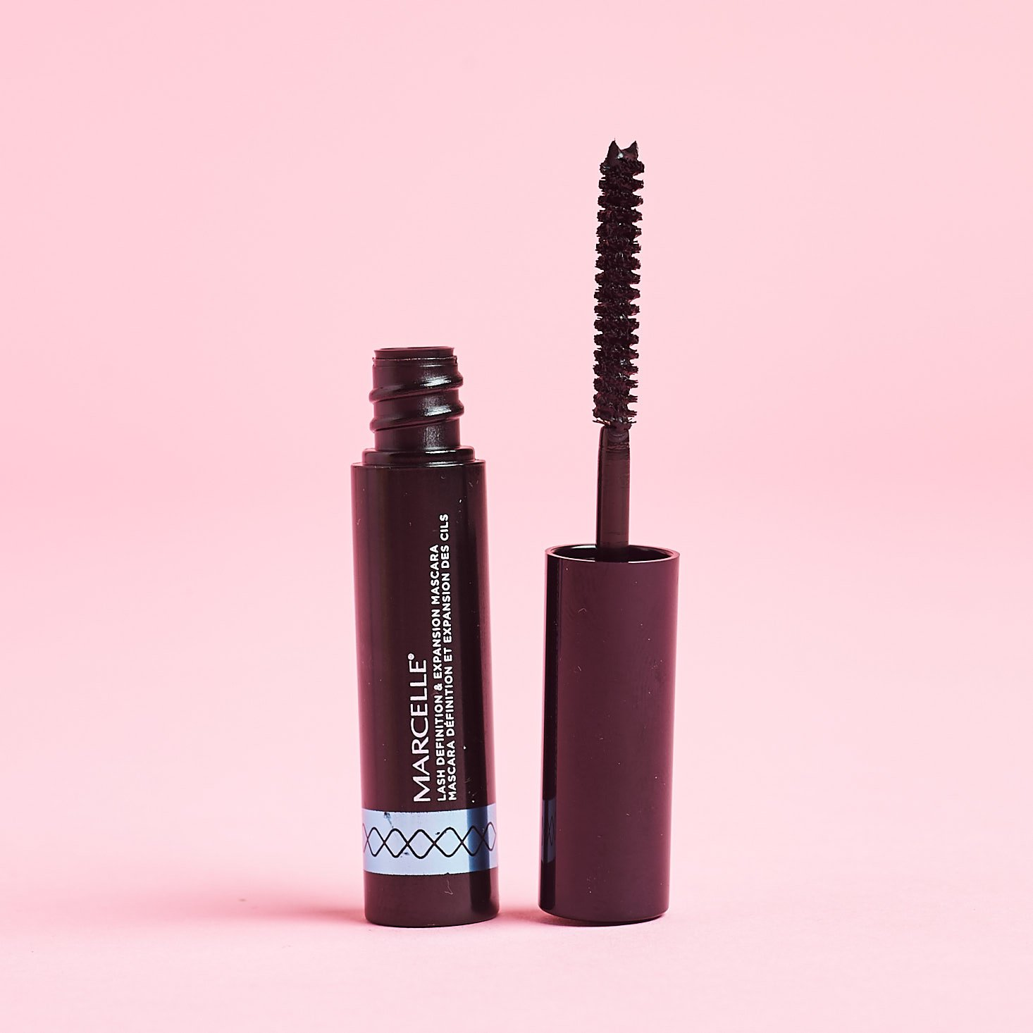 Birchbox Curated #1 May 2019 beauty box review mascara open