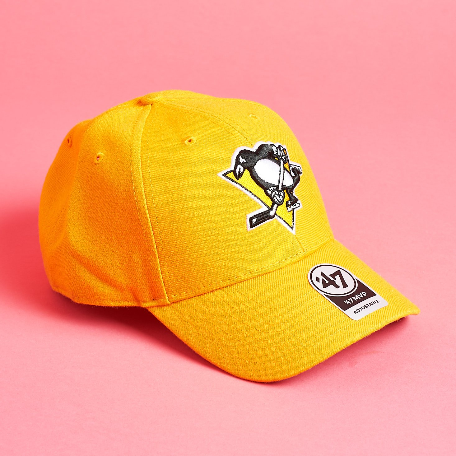 Fanchest Pittsburgh Penguins 2019 box cap