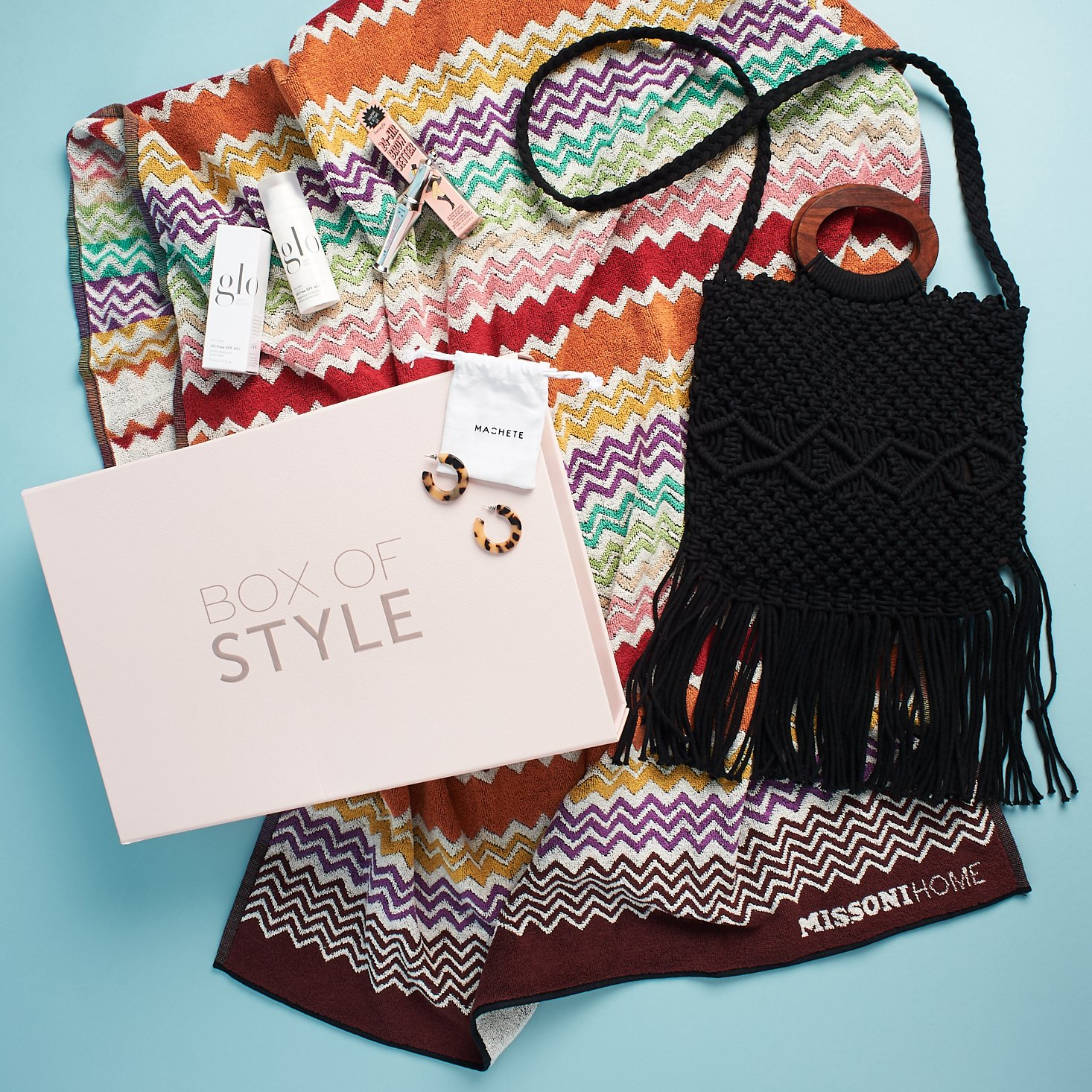 Rachel Zoe Box of Style Summer 2019 Review + $25 Coupon