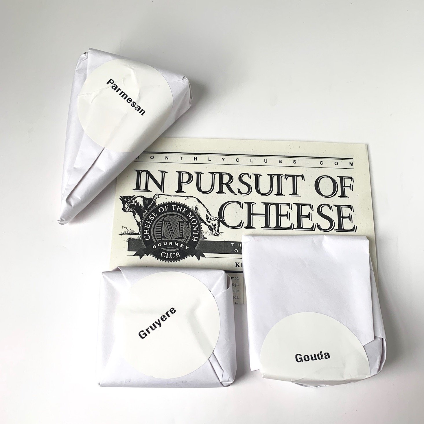 The Gourmet Cheese of the Month Club Review + Coupon – June 2019