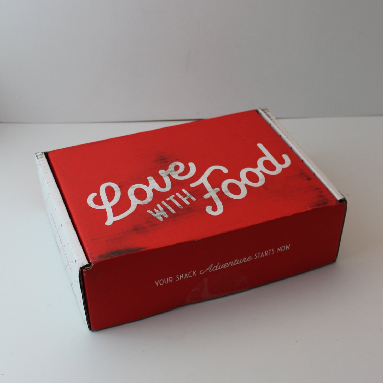 Love With Food Deluxe Box Review + Free Box Deal – July 2019