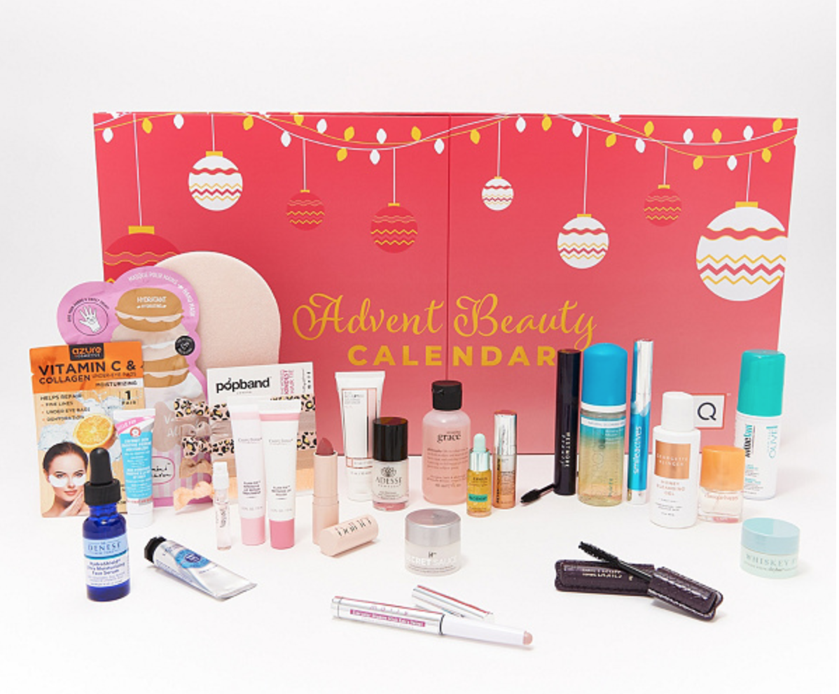 QVC Beauty Christmas in July Advent Calendar Available Now!
