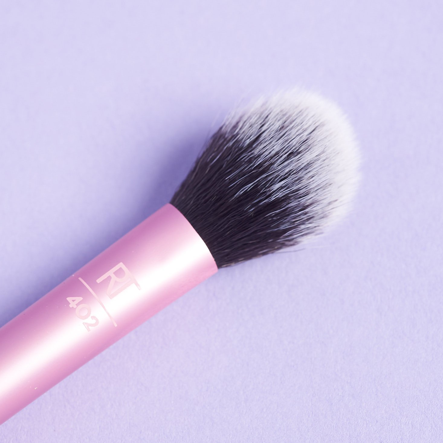 close up of Real Techniques Setting Brush head