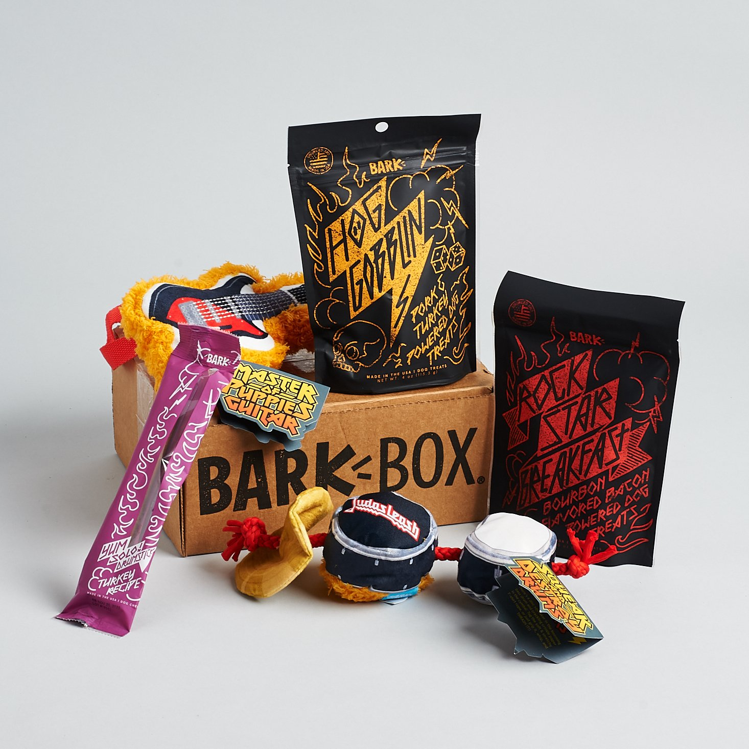 BarkBox Subscription Box Review + Coupon – July 2019