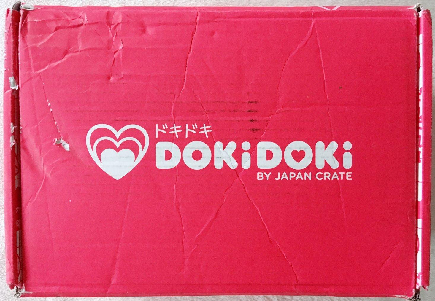 Doki Doki by Japan Crate Review + Coupon – Kawaii Cove