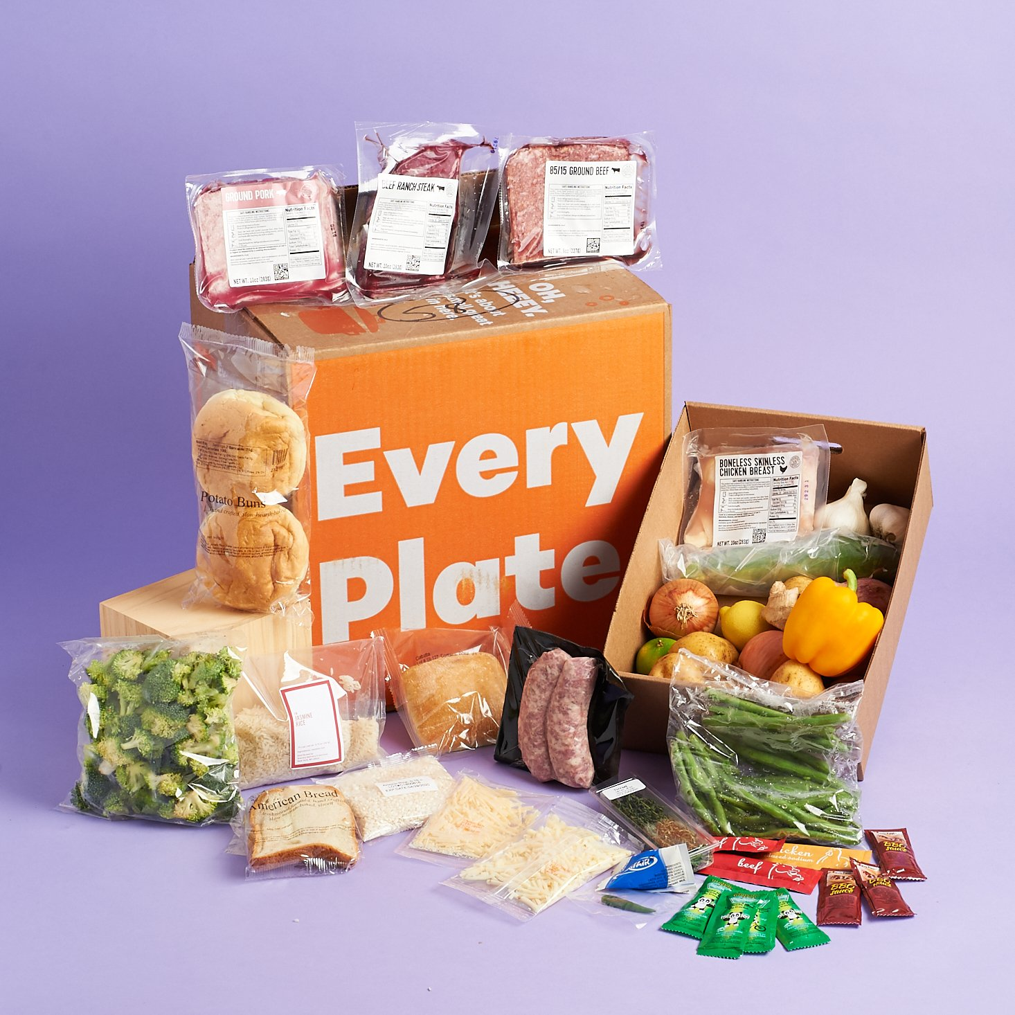 EveryPlate Review - September 2019