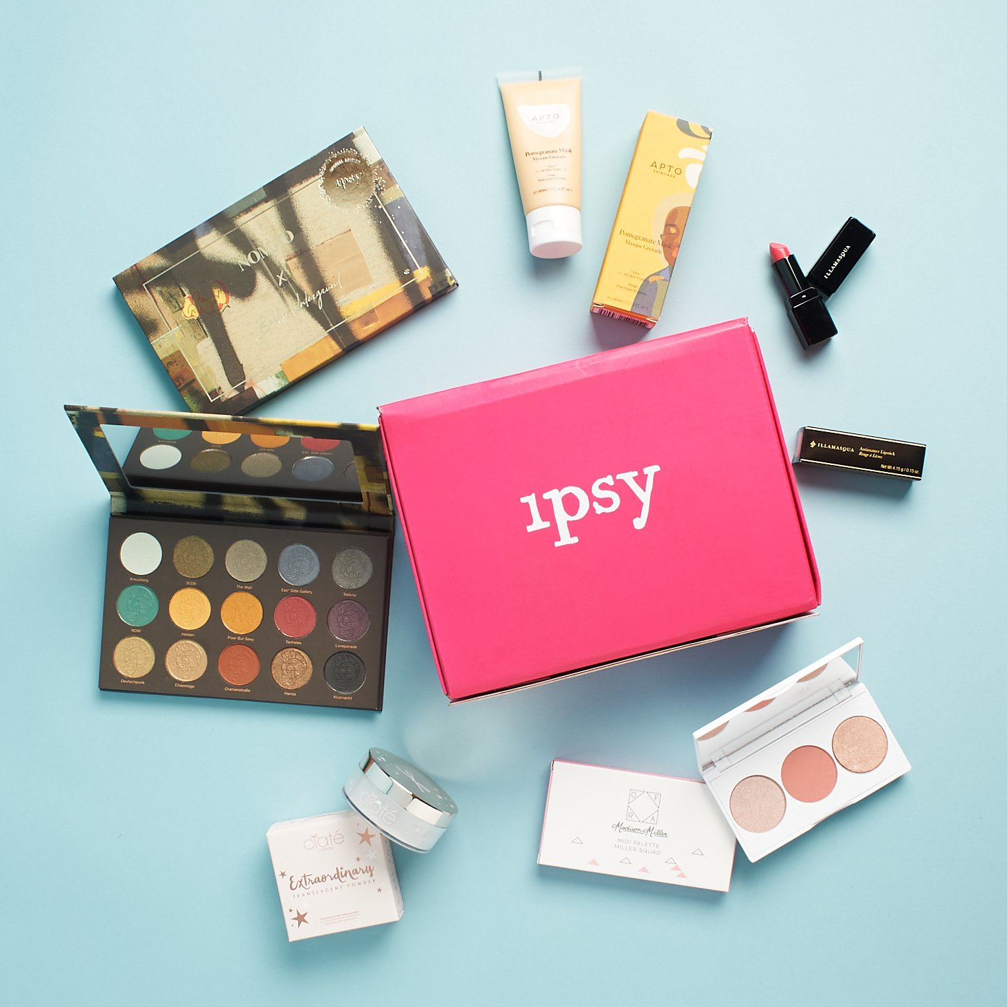 Ipsy Glam Bag Plus Review – September 2019