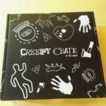 Creepy Crate Review + Coupon – October/November 2019
