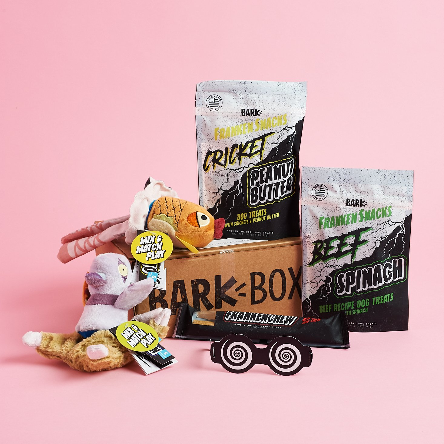 BarkBox Subscription Box Review + Coupon – October 2019
