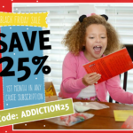 Girls Can! Crate Black Friday Deal – 25% Off Your First Crate!
