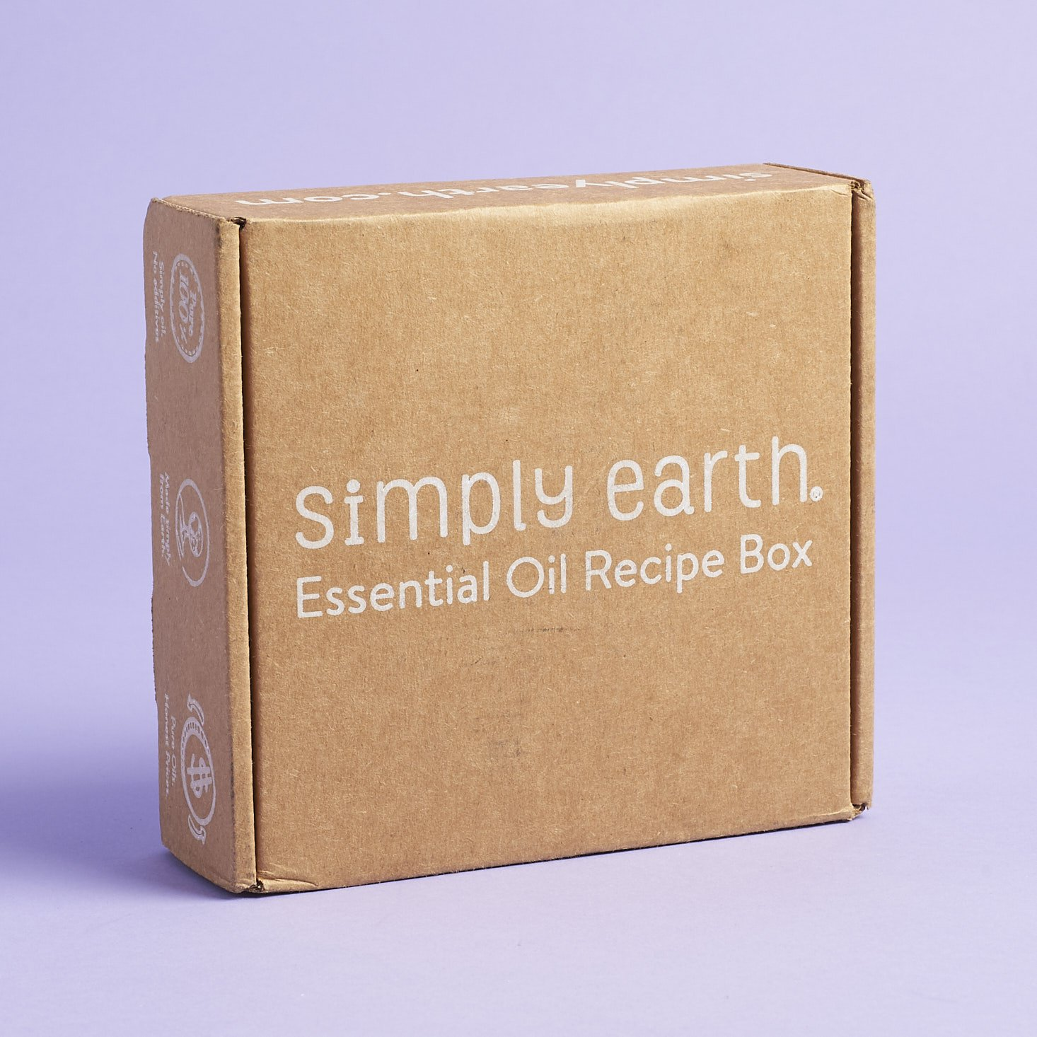 Simply Earth Essential Oil Recipe Box Review + Coupon – Fall Candles