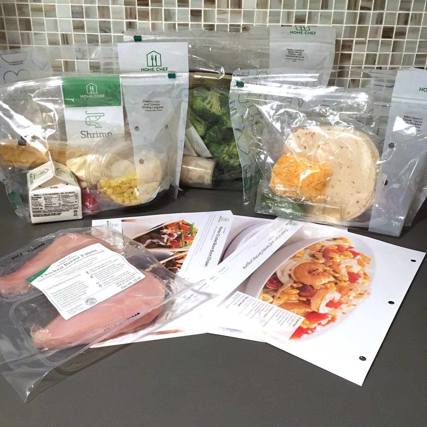 Home Chef Meal Kit Review + Coupon - December 2019