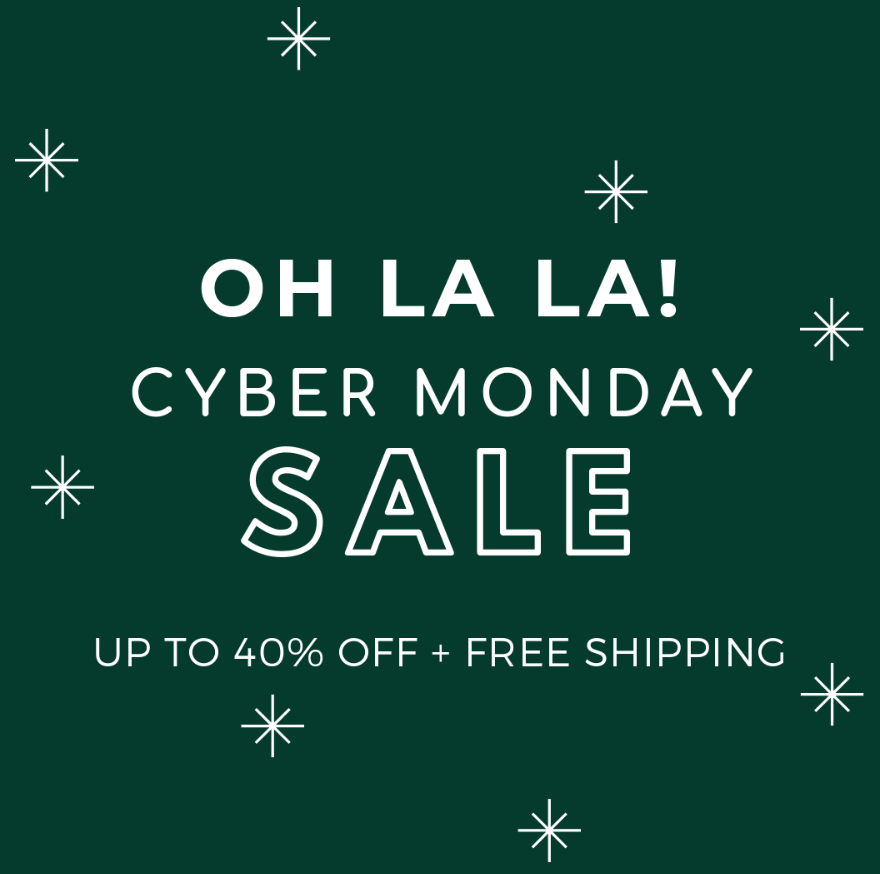 Oui Please Cyber Monday Coupon – 40% Off Subscriptions!
