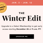 FabFitFun Winter Edit Sale Starts Now for Seasonal Subscribers!