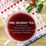 Plum Deluxe Box Black Friday Coupon – Free Holiday Tea With Subscription
