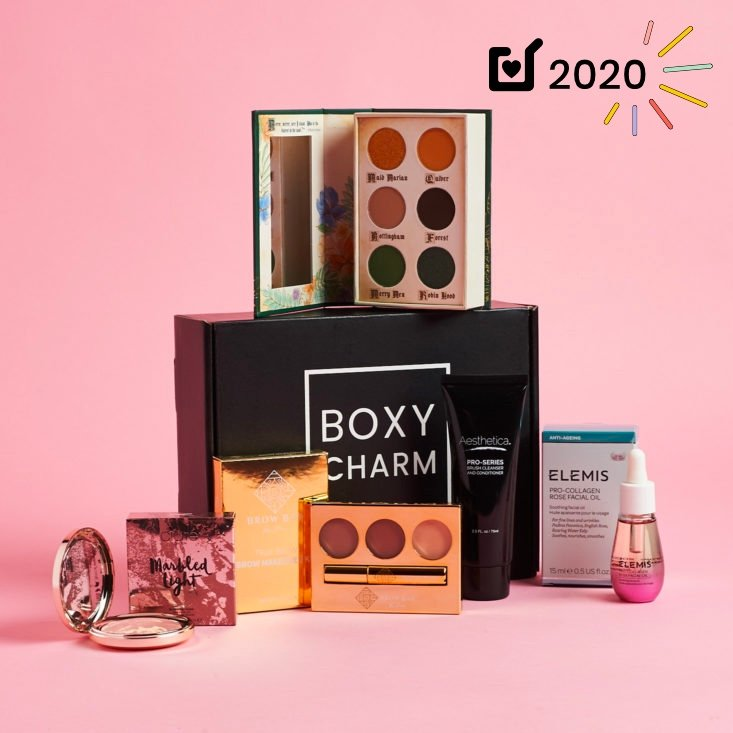 Best Overall Beauty Box: Boxycharm