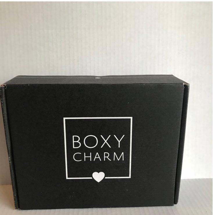 Boxycharm Tutorial January 2020 - Closed Box