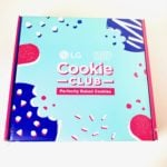 LG Tasty Cookie Club Subscription Review – Fall 2019