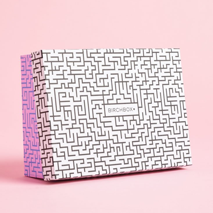 Birchbox 1 Spotlight on Fragrance January 2020 beauty box review