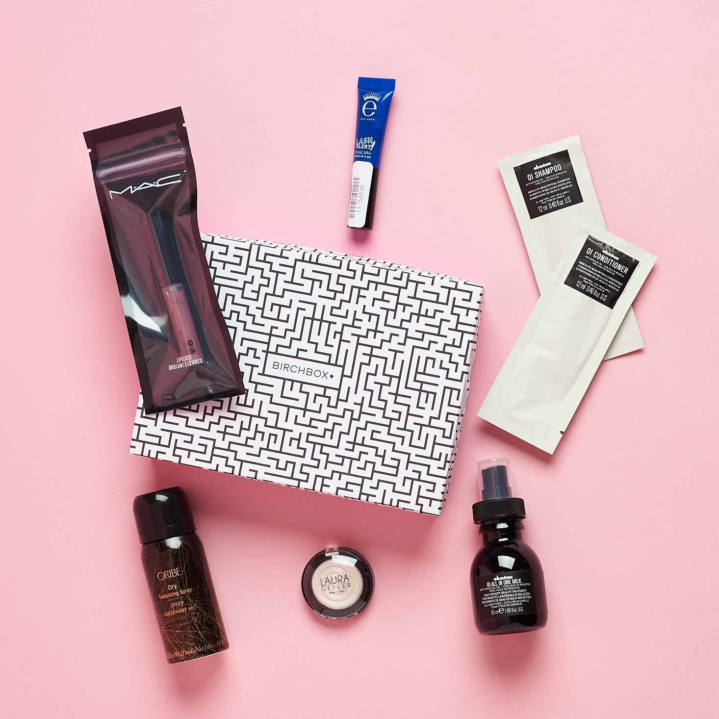 Birchbox Curated Box #2 Review + Coupon – February 2020