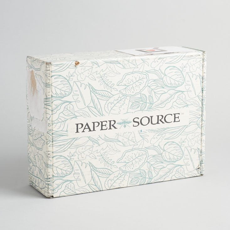 Paper Source Review - Spring 2020