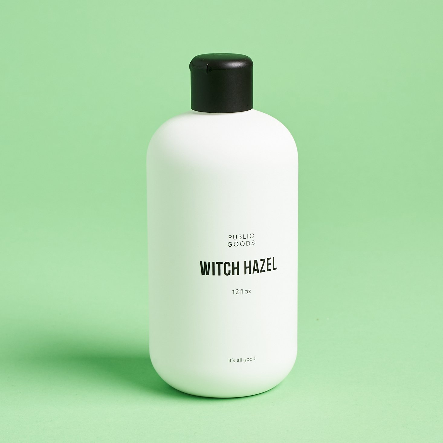Public Goods Witch Hazel