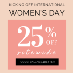 GlobeIn International Women's Day Sale – 25% Off Sitewide!