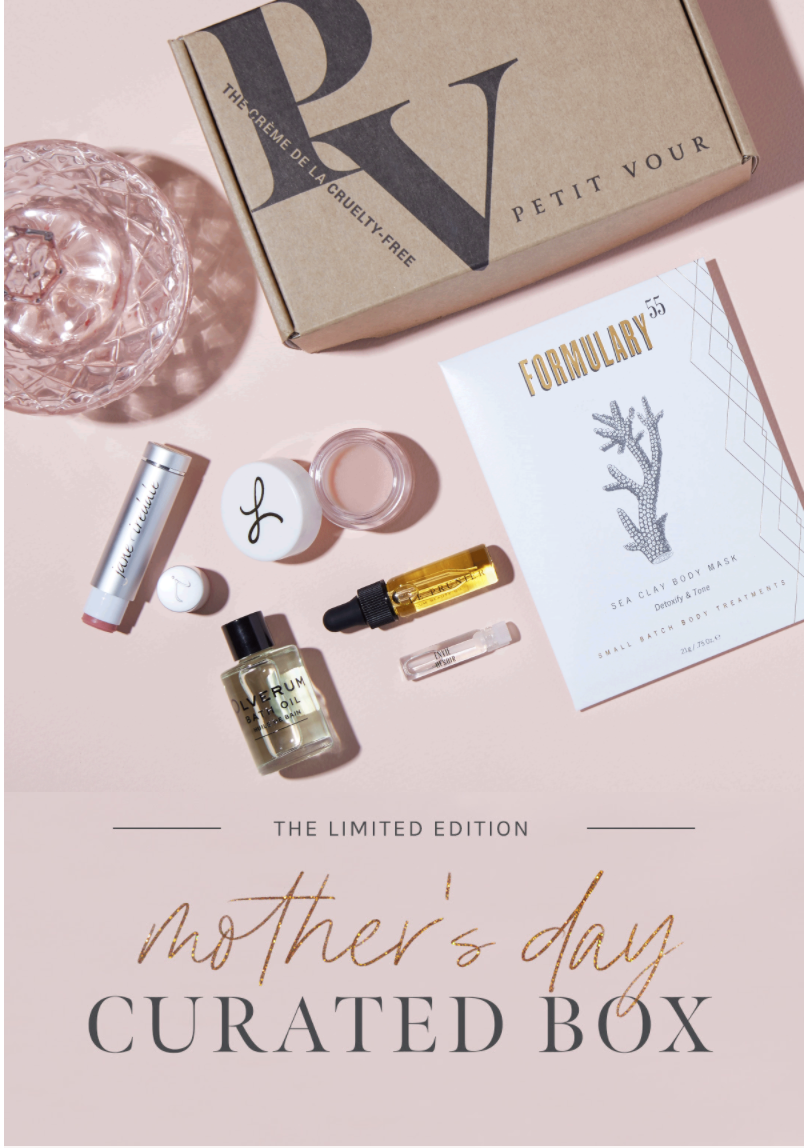 Petit Vour Mother's Day Box – Available Now!