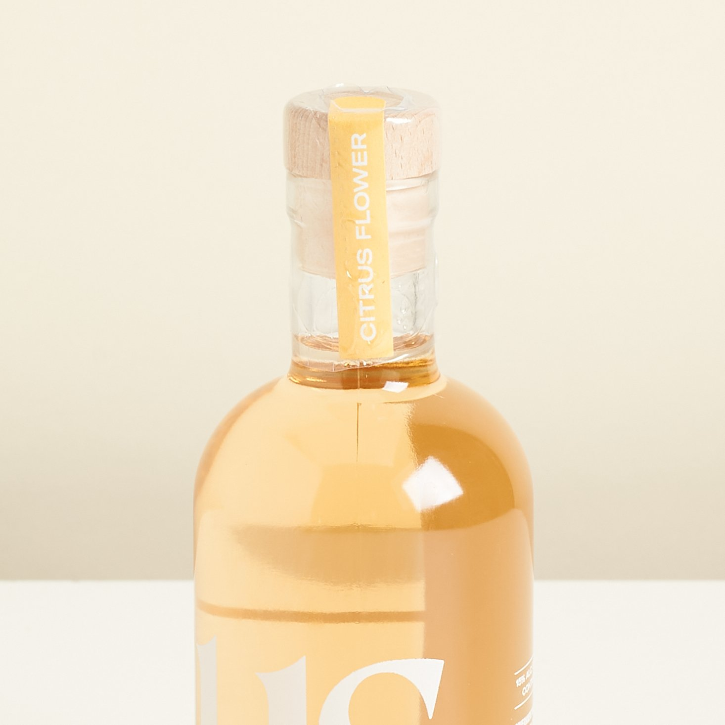 Haus Aperitif - 200mL Citrus Flower Bottle Label