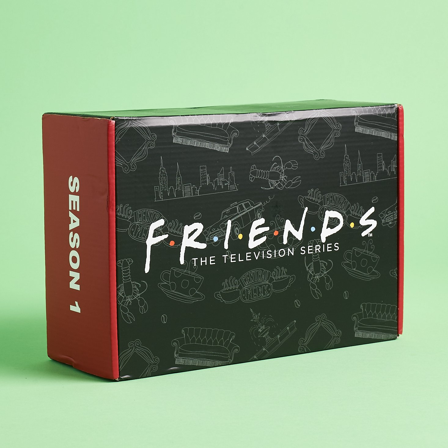 Friends Box Review – Spring 2020