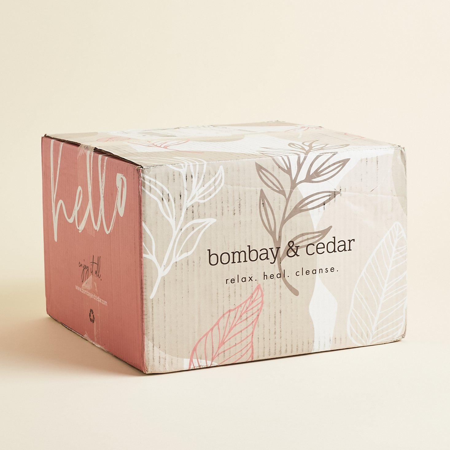 Bombay & Cedar Limited Edition Box Review – Spring/Summer 2020