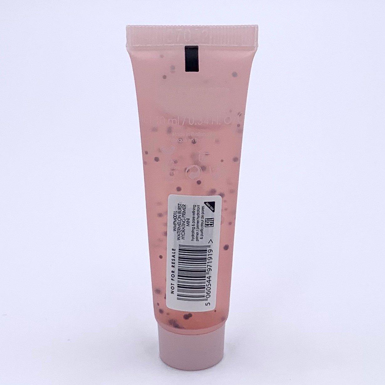 Ciaté London Watermelon Burst Hydrating Primer Back for Ipsy Glam Bag July 2020