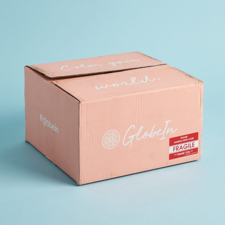 globein cold brew box review and unboxing