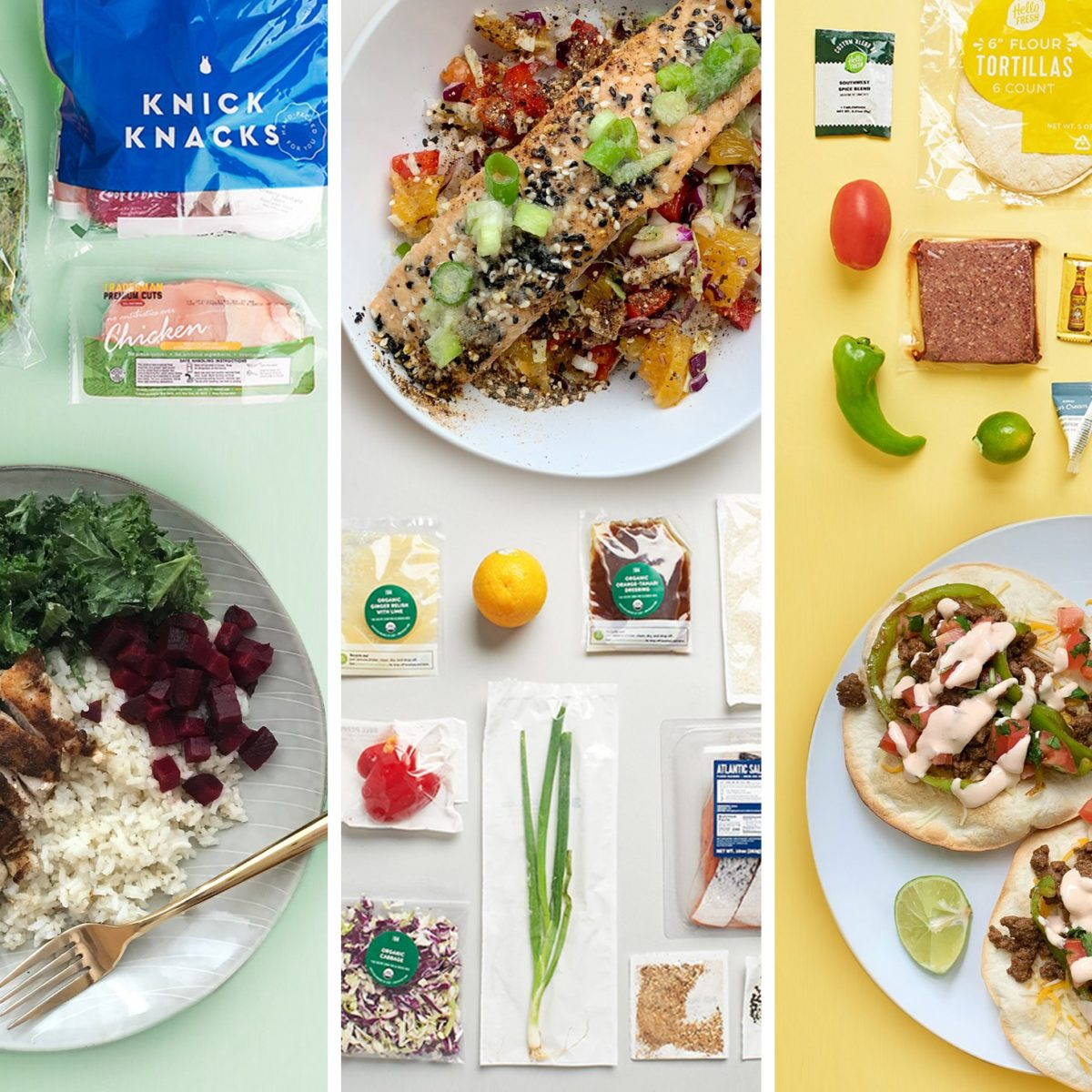 Our 8 Favorite Meal Kits — What's on the Menu Next Week?