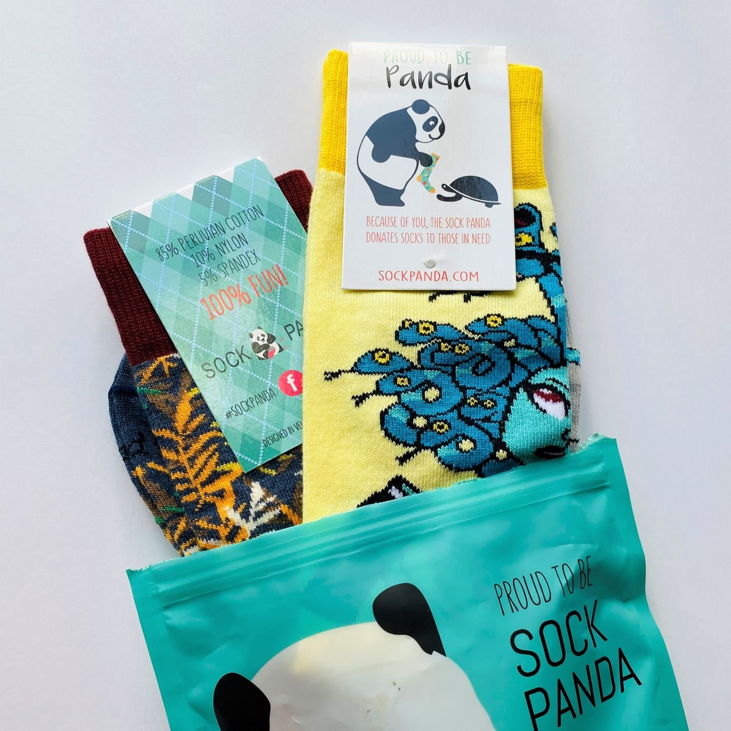 Sock Panda Cyber Monday Deal – 30% Off Site Wide!