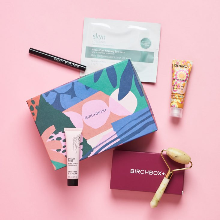 Katia's Picks curation from Birchbox.