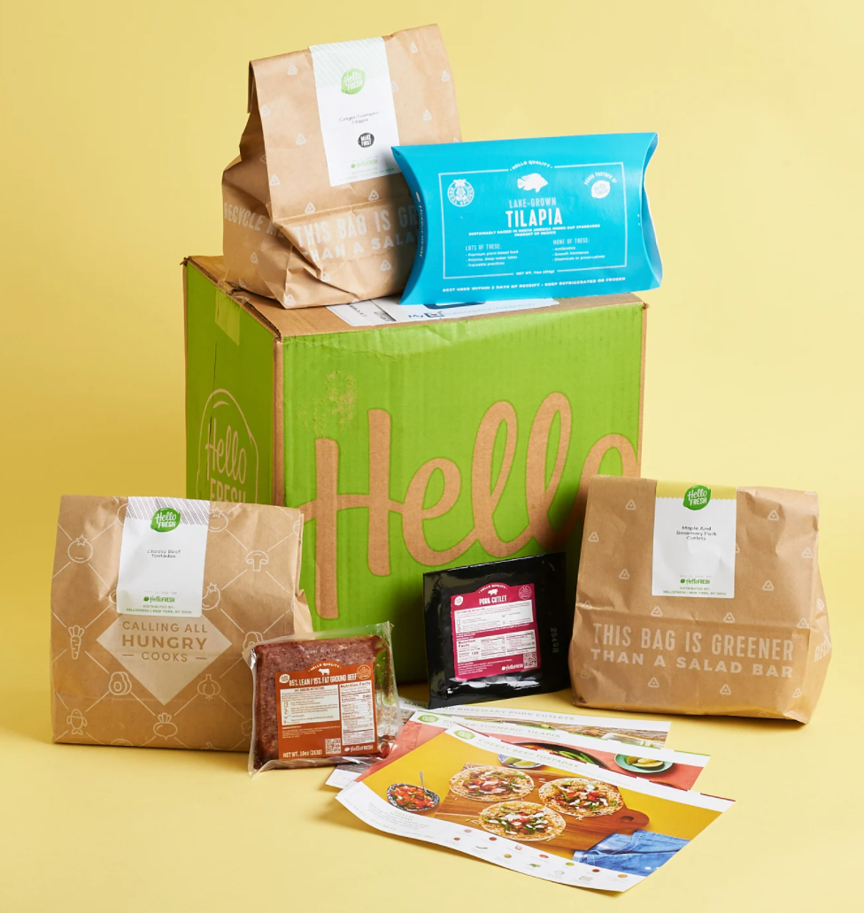 Hello Fresh Deal – $90 Off Your First Four Boxes!
