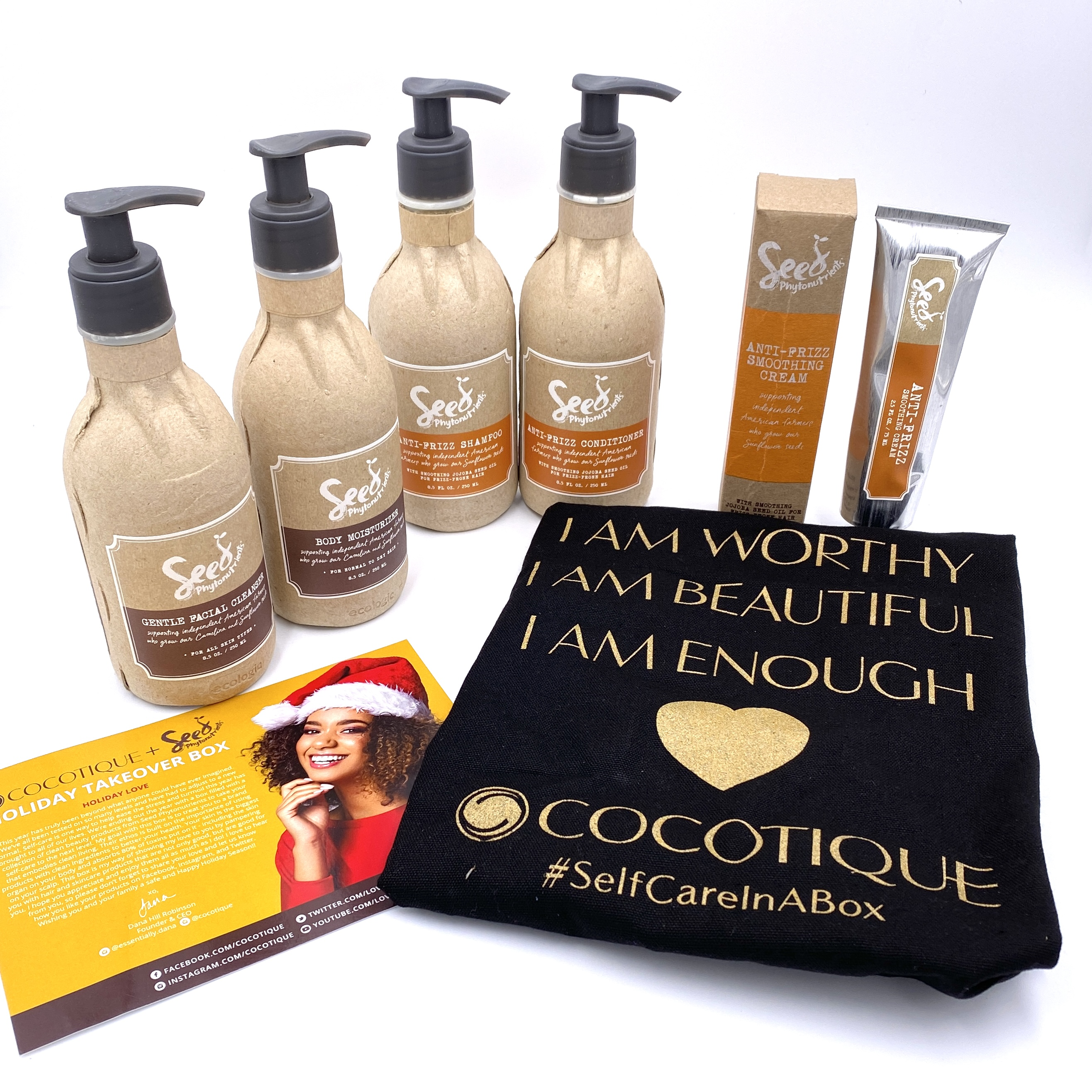 Full Contents for Cocotique December 2020