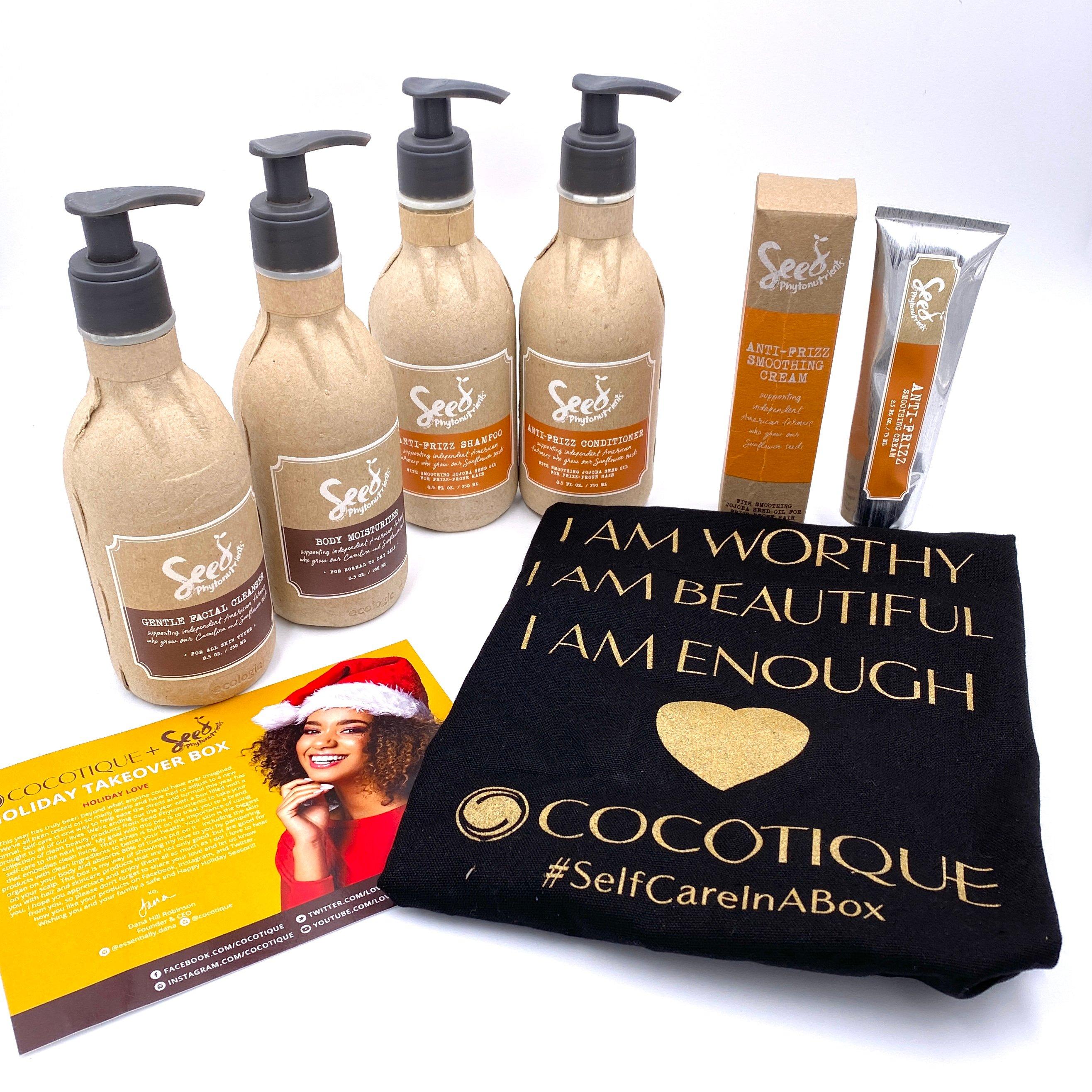 Cocotique Beauty Box Review – December 2020