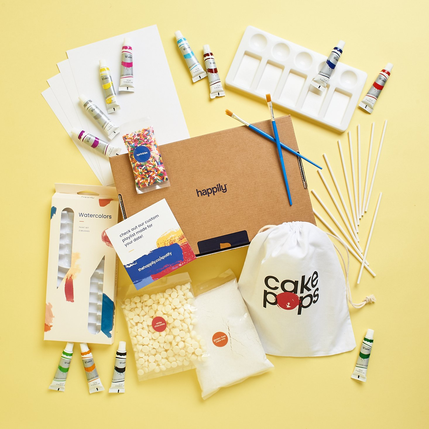 Happily Subscription Box Review – December 2020