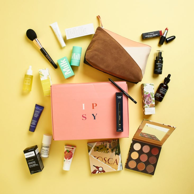 Review for Ipsy Glam Bag Ultimate Review – November 2020