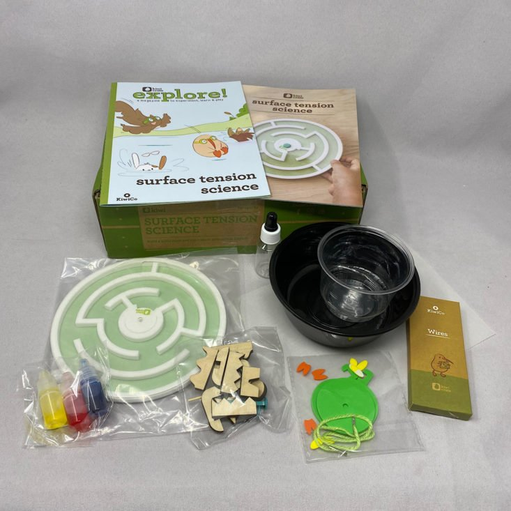 Review for KiwiCo Kiwi Crate Review + Coupon – Surface Tension Science