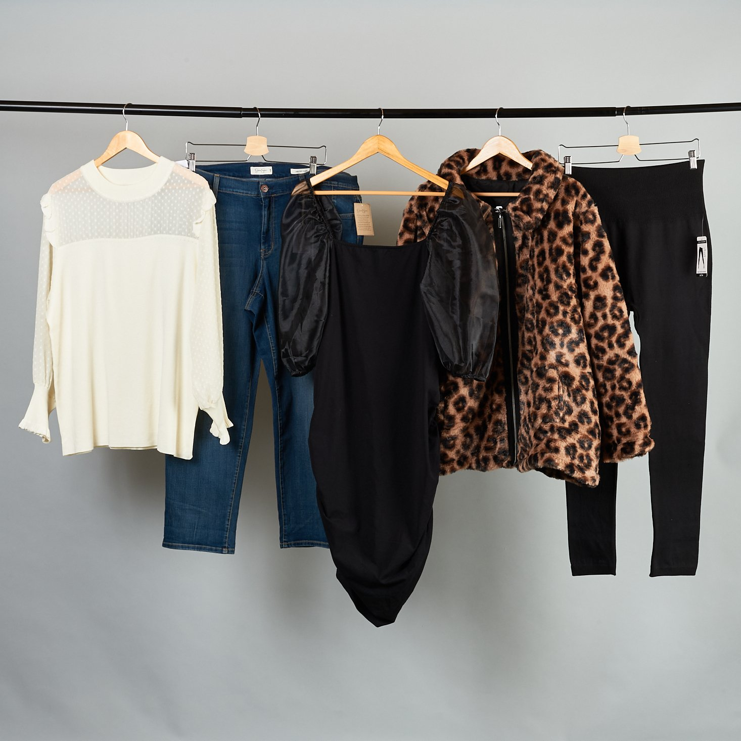 Dia & Co Clothing Box Review + Coupon – Dress, Jeans, Coat & More!