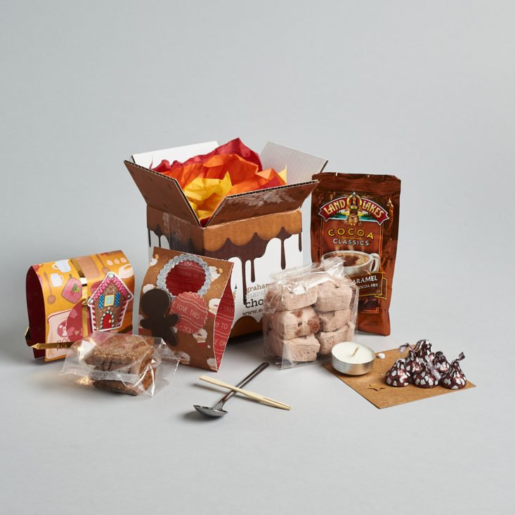 Marshmallow of the Month all items