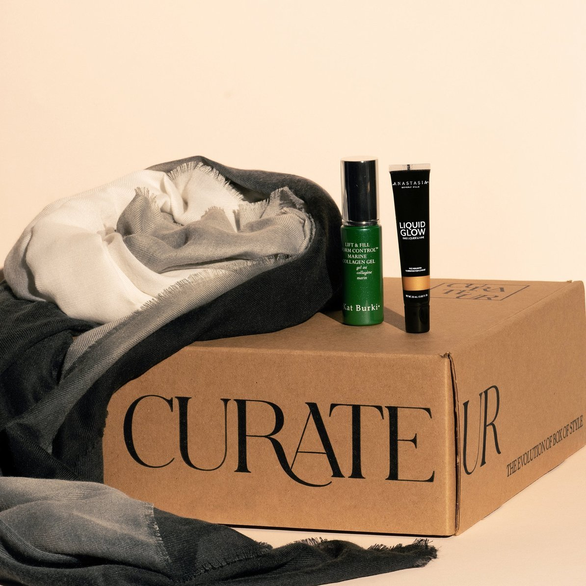 CURATEUR $24.99 Welcome Box Available Now!