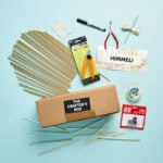 The Crafter's Box 'Himmeli' Subscription Review – December 2020