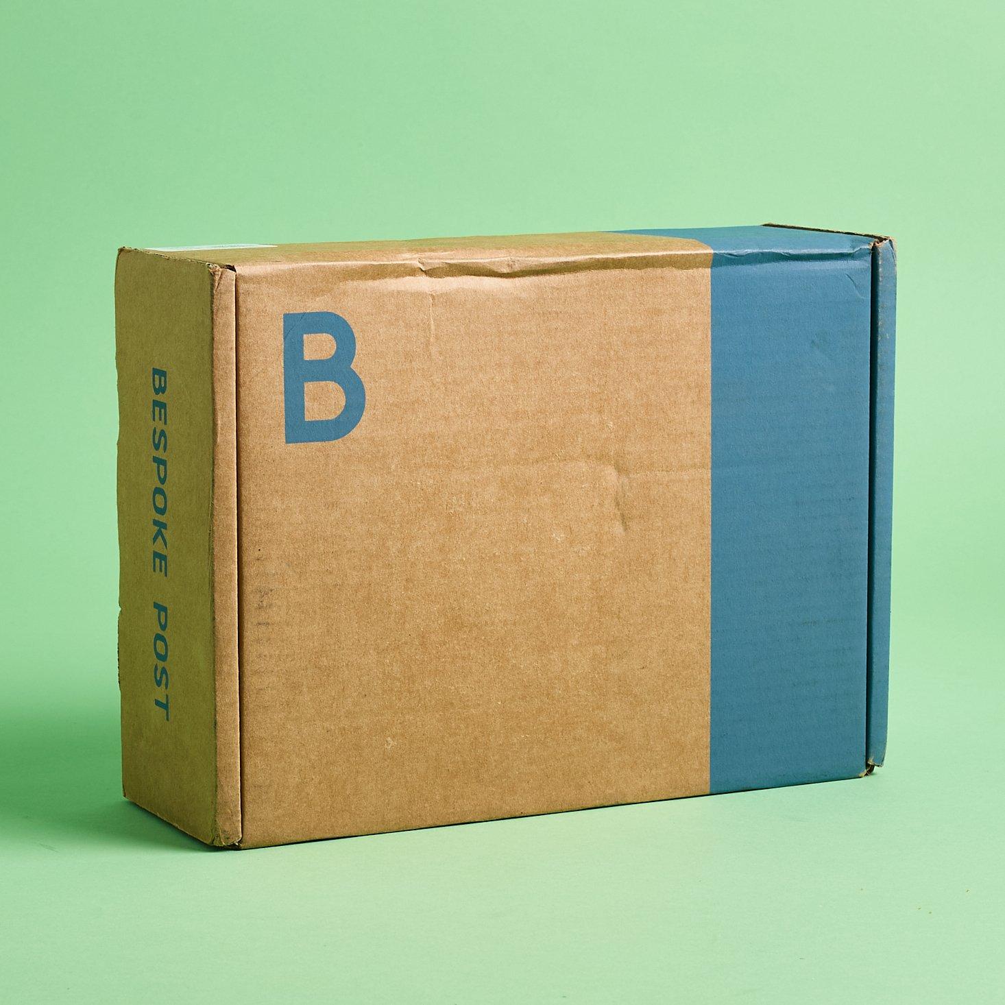 "Bespoke Post Subscription Box Review + Coupon – ""Kempt"""