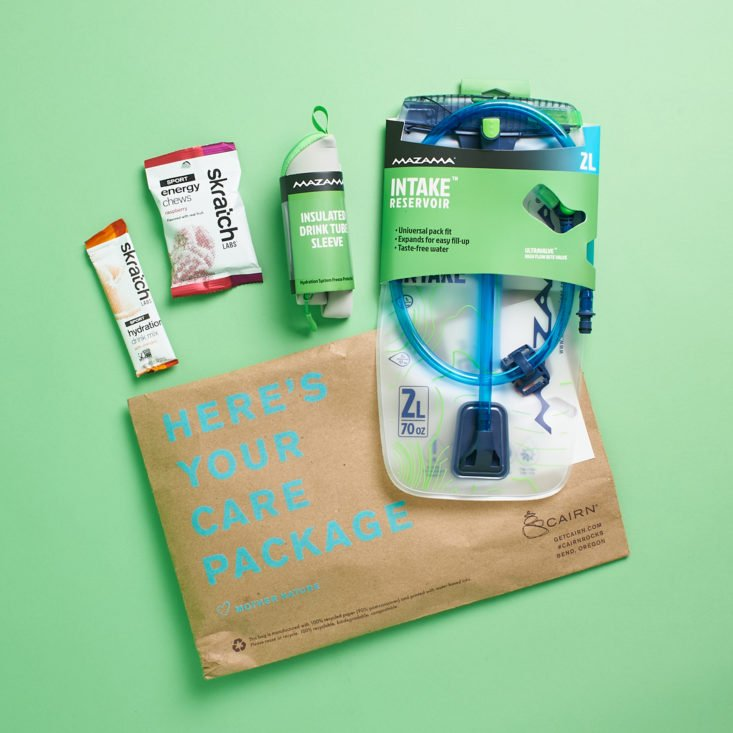 """Review for Cairn """"Don't Wait, Hydrate"""" Subscription Box Review + Coupon - February 2021"""