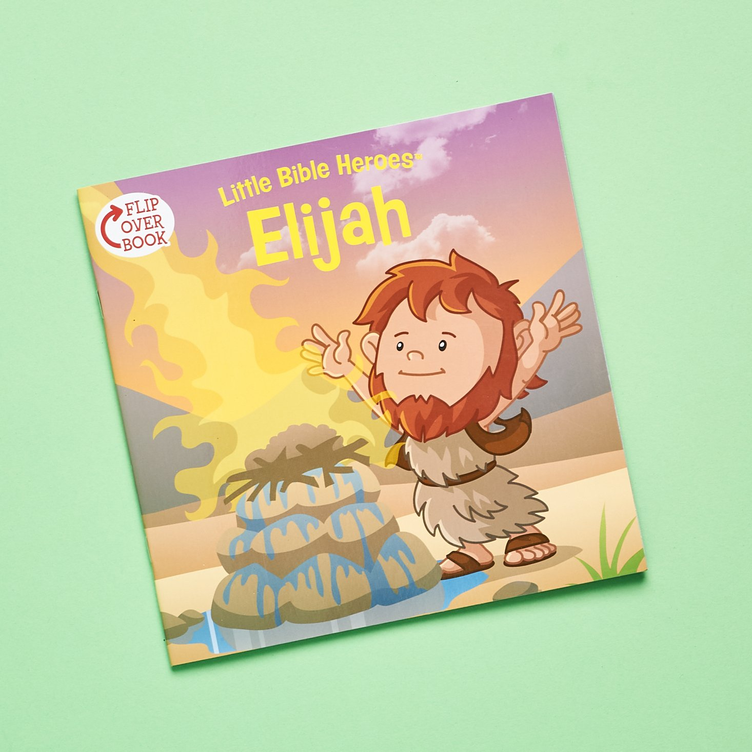 Hello Bible January 2021 elijah book